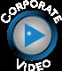 Corporate Video Icon 3d