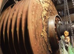 Industra - West Coast Reduction Rotadisc Drier Drive Shaft Replacement